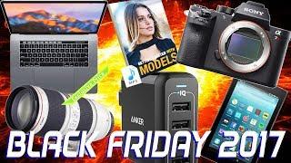 Best Black Friday Tech Deals - 2017