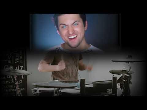 Pentatonix - Daft Punk Drum Cover By Geluz