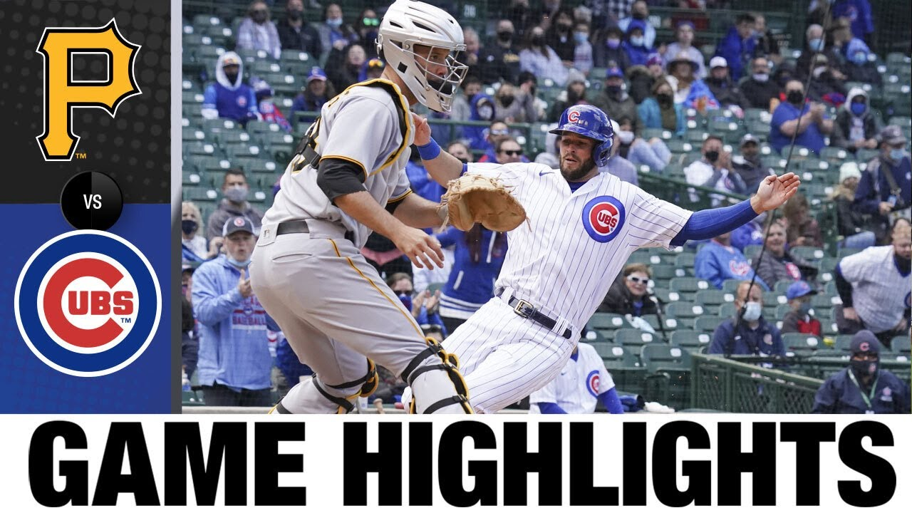 Download Pirates vs. Cubs Game Highlights (5/07/21) | MLB Highlights