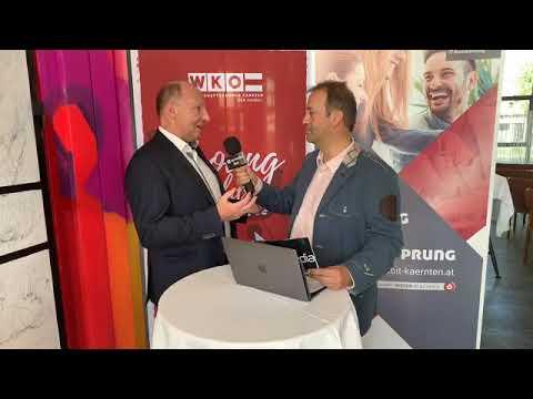 Martin Zandonella | Fachgruppen-Obmann Sparte Information und Consulting | lanmedia Business Talk