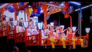 2017 奥州市水沢 日高火防祭