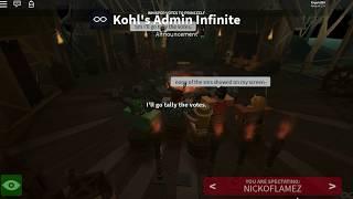 ROBLOX Survivor Longterms (SL) S6 | Final Five Vote