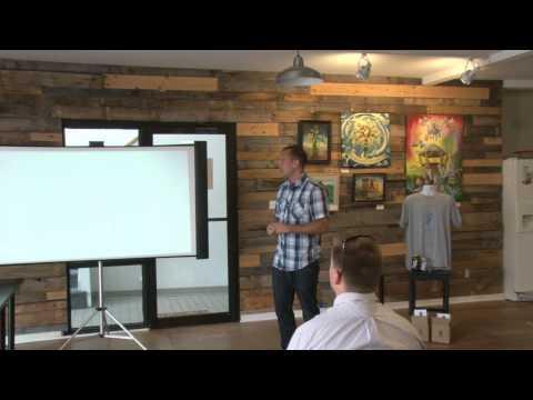 Weekly Startup Meetup: Tom Hudzina  @Jesse'sJar