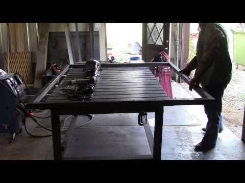 Fabricating Fence Gates Part 1
