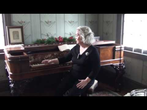 Lynde House Music Room Tour