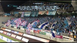 2018.5.2 vs北海道コンサドーレ札幌 九州遠征 ベアスタ素晴らしいですね...
