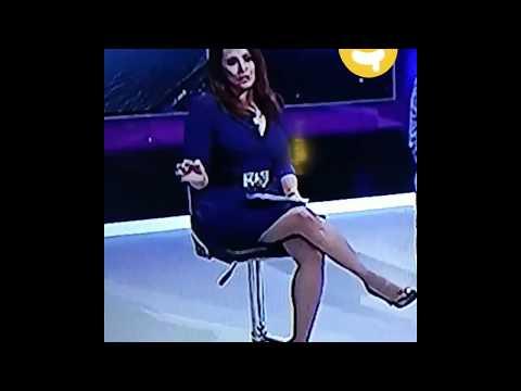 Super hot anchor Mayanti thumbnail
