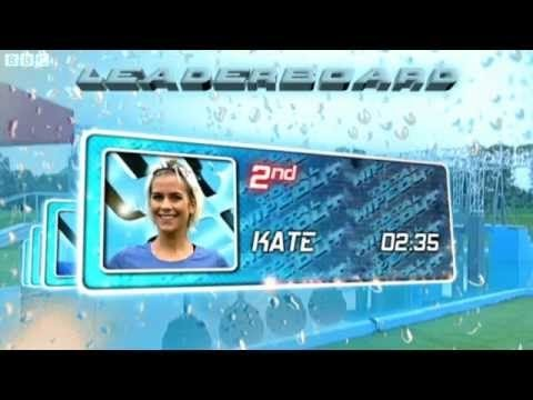 Total Wipeout - Series 3 Episode 11 (Celebrity Special)