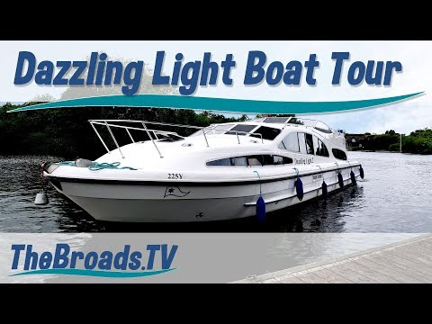 Download Norfolk Broads - The Dazzling Light Hire Boat Tour Mp4 baru