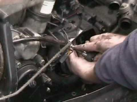 4 Wire Cdi Wiring Diagram Installing An Arctic Cat Stator Pt 2 Putting Everything