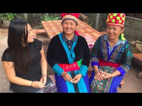 Hmong Textiles - Reverse Applique