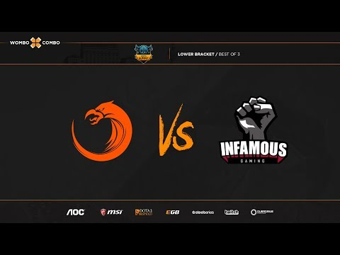 TNC Gaming vs Infamous vod
