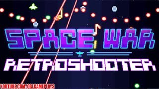 Space War - Retro Shooter Android iOS Gameplay (By SHMUP HOLIC)