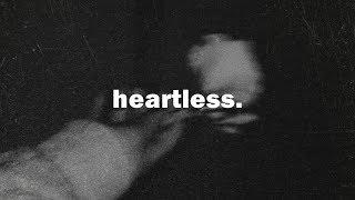 Free Xxxtentacion x NF Type Beat - ''Heartless''   Sad Piano Instrumental 2020