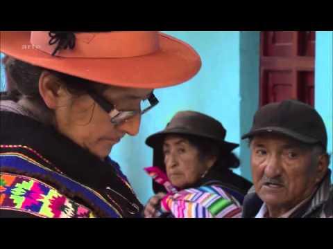 """LAS TERRAZAS MARAVILLOSAS """"LOS ANDENES DE LARAOS"""" - 360º GEO REPORTAGE  - ARTE TV"""