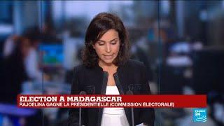 Election à Madagascar :
