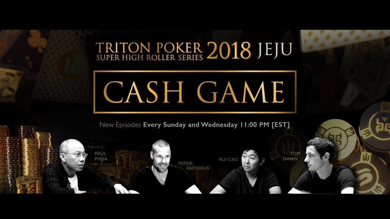 Cash Game Poker