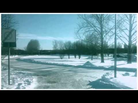 Winter strolling in Marsta, Sweden