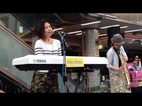 20150526 tricolore『ずっとずっと』京橋コムズガーデン