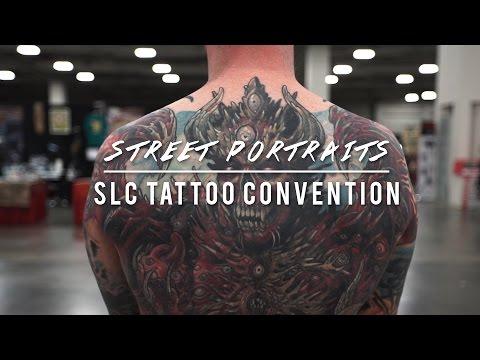 Street Portraits: SLC Tattoo Convention