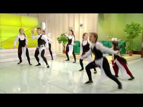 Драйв современного танца от Dallas Dance Studio