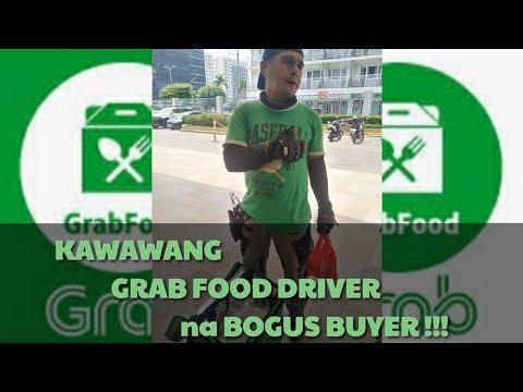 GRAB FOOD DRIVER NA BOGUS BUYER / NEWS#7