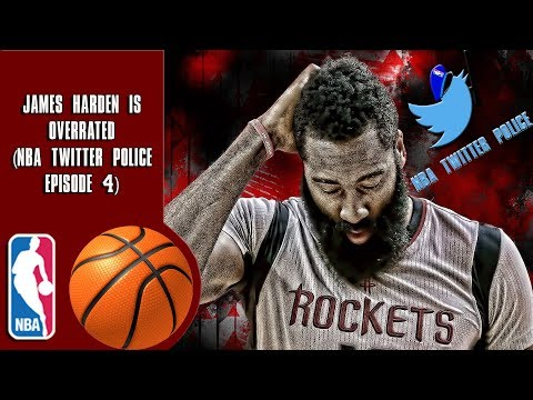 James Harden Is OVERRATED (Reacting To Terrible Takes On NBA Twitter)