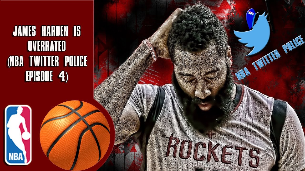 557ee271ad90 James Harden Is OVERRATED (Reacting To Terrible Takes On NBA Twitter ...