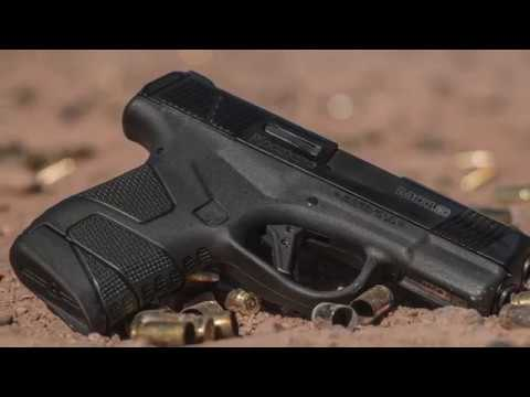 First look at Mossberg's MC1 SC Pistol