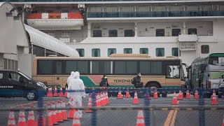 Two die from coronavirus quarantined cruise ship in Japan