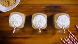 Upcycled Thanksgiving Leftovers: Pumpkin Pie Shake Recipe