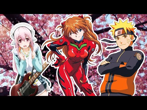 Why Is Anime So Popular? | Entity #002