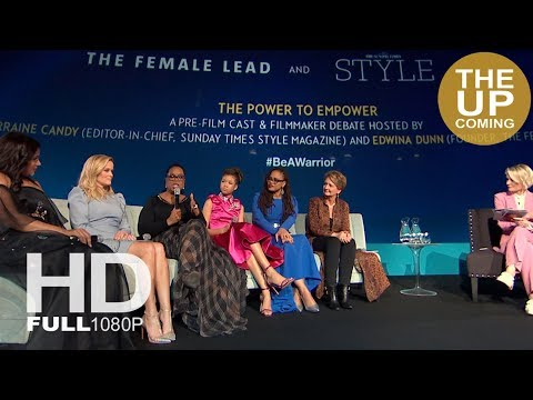 A Wrinkle in Time Q&A: Oprah Winfrey, Reese Witherspoon, Storm Reid, Ava Duvernay at London premiere