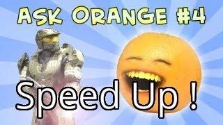 Annoying Orange - Ask Orange #4: Master Chef! (Speed Up!)