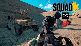 SQUAD - Gameplay - PC HD [1080p]