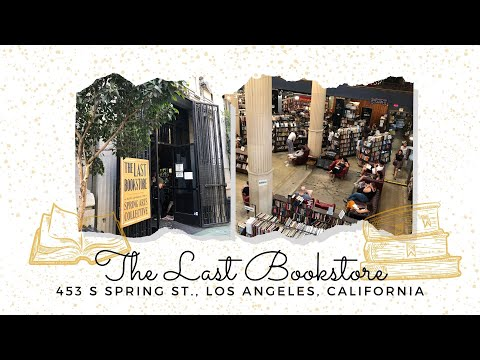 Things to do in Los Angeles, California: The Last Bookstore