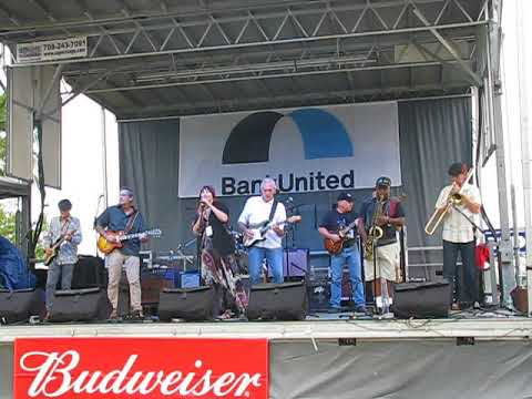 Fogt's Allstars At Giving Hunger To The Blues Fest Sarasota 2017