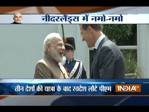 PM Modi regarded Netherlands as India's natural partner