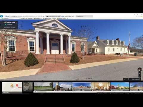Video Dominion - The American Village in Montevallo Alabama