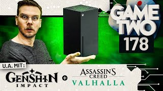 Xbox Series X, Assassin's Creed Valhalla, Genshin Impact | Game Two #178