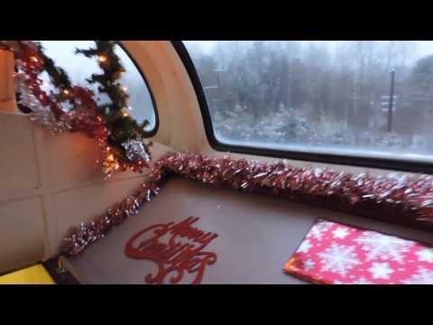 Saratoga Polar Express Mannequin Challenge 2016