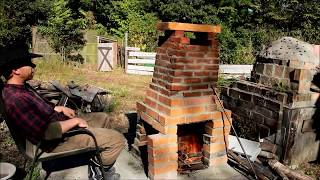 Gambar cover DIY Outdoor Fireplace Masonry Project