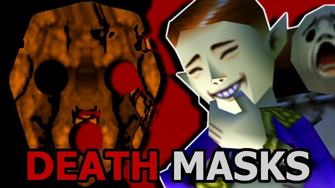 Download (Zelda Theory) Are There Dark Intentions Behind the Spooky Mask?