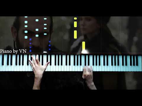 Uyanış Büyük Selçuklu Jenerik - Piano by VN
