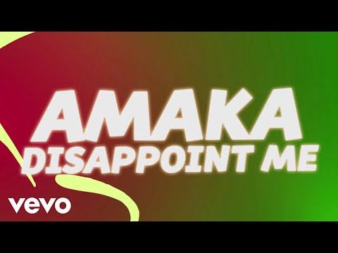 2Baba  Amaka Lyric  ft Peruzzi