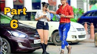 Pulling Strangers Cheeks Part-6 #pulling #Cheek #Prank #Allahabad #GirlPrank #BestPrank#sumitcool