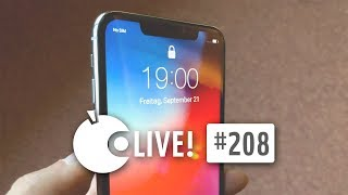 Apfeltalk LIVE! #208 - Der iPhone-Launch
