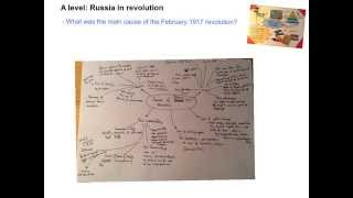 What caused the February 1917 revolution? (And the Tsar