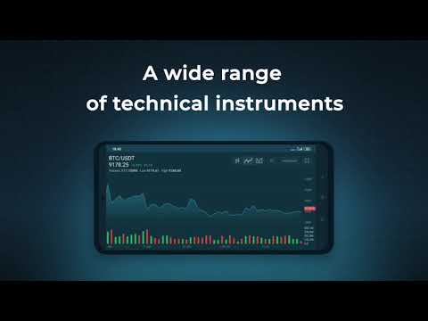Cryptocurrency trading platform for hitbtc intergration