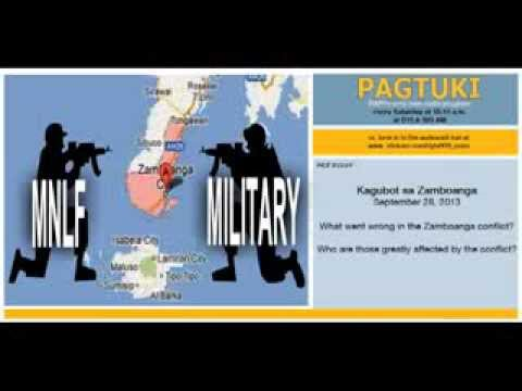 Sept. 28, 2013 Pagtuki - Conflict in Zamboanga (Part 2)